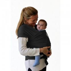 FULAR PORTABEBES ELÁSTICO WOW BABY WRAP AMAR SU PIEL