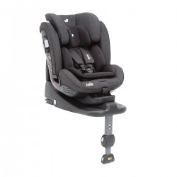 JOIE STAGES ISOFIX PAVEMENT GRIS VIGORÉ - GRUPO 0+/1/2