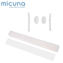 KIT DE COLECHO CP-1828 BE2IN WOOD MICUNA BLANCO