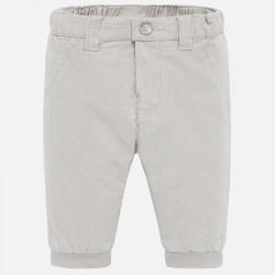Pantalón largo pana básico...