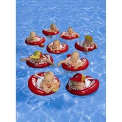 Flotador swimtrainer rojo 3...