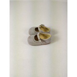 B2704 Zapato serraje polka...