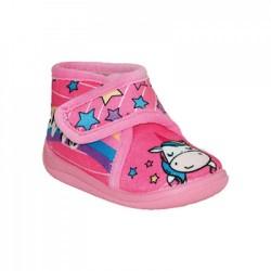 Zapatilla bota 83 unicornio...