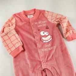 Pijama 615455 invierno niña...