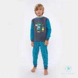 Pijama 710111 dos piezas...