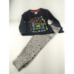 Pijamas 710032 niño Muydemi