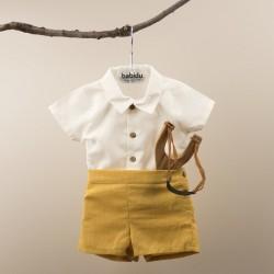 45112 Conjunto camisa...