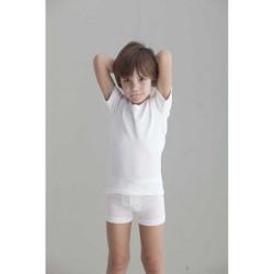 Camiseta niño m/c 8005...
