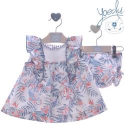 0333 Vestido bebé con...