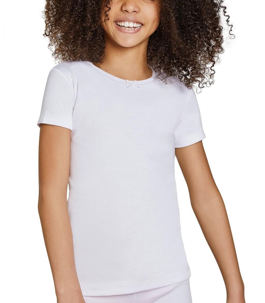 18307 Camiseta infantil manga corta Isabel mora