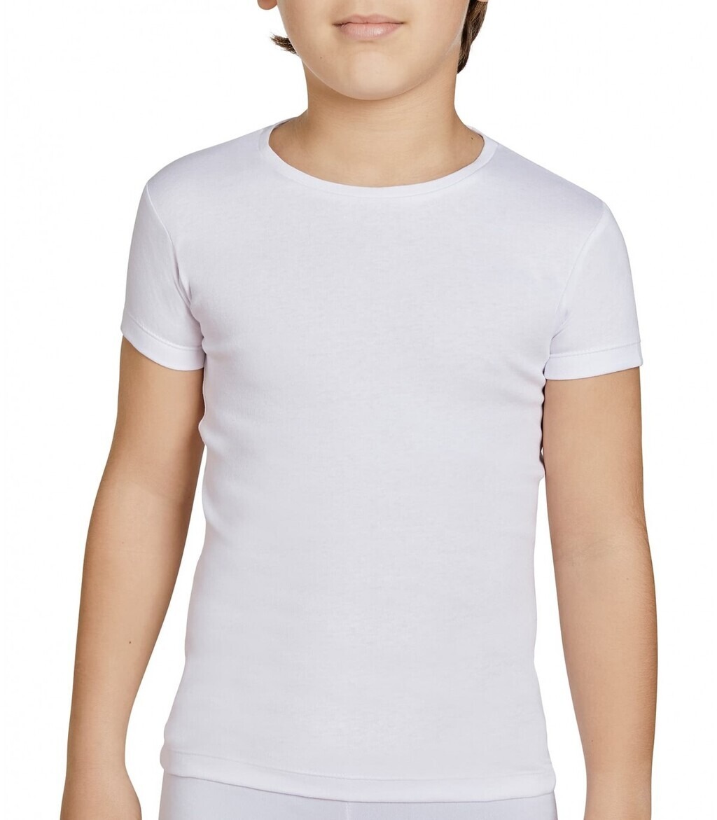 18305 Camiseta infantil Niño Manga corta Isabel mora