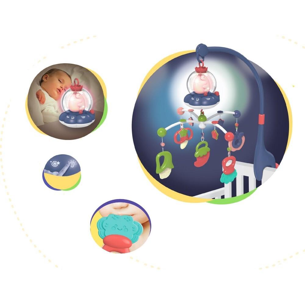 31201010144 - Carrusel Musical Todo en uno Azul