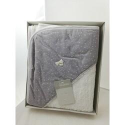 33526 Capa de baño dolce gris Uzturre