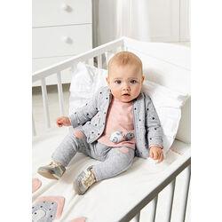 2671 Chándal ECOFRIENDS 3 piezas recién nacida niña Mayoral