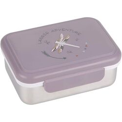 1210029332 LUNCHBOX ACERO ADVEN. DRAGONFLY OLMITOS