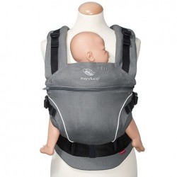 Mochila portabebés Manduca PureCotton crianza natural