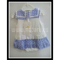 Pelele falda lunares 1829...