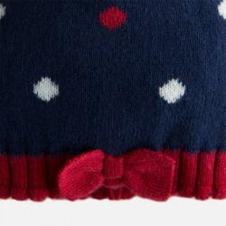 Gorro y bufanda tricot 9339I17 MAYORAL