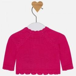 Rebeca  325 de bebé recién nacido niña en tricot mayoral verano