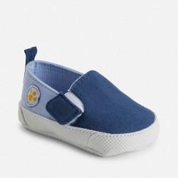 Zapatos 9496 bebé niño con velcro mayoral