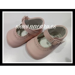 PEUCA 2603 BOX ROSA LEON SHOES