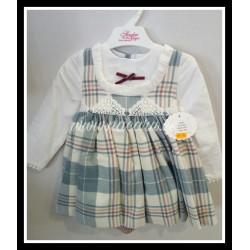Vestido zafiro oi4501 sanchez de la vega