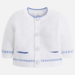 Cardigan combinado tricot 1300 Mayoral
