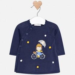 Vestido tricot para bebé niña 2842 MARINO MAYORAL